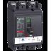 Прекъсвач NSX160S (100kA 380/415V), основа + генераторни защити