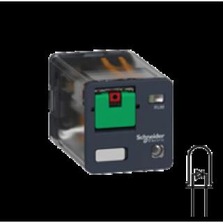 RUMC32E7 Универсално реле с LED сигнализация, бобина 48V AC