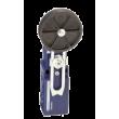 Краен изключвател с рамо /регулируемо/ с термопластична ролка XCKN2149P20
