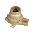 Brass explosion-proof switch, 2P, 380V, 16A