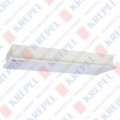 Fluorescent ceiling light 2x20W