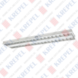 Fluorescent grid light 2x28W