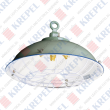Steel five bulb cargo light E27