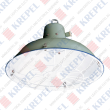 Steel single bulb cargo light E40