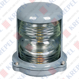 Stern light for ships up to 12m. /Тransparent/
