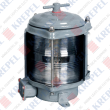 Stern light for ships above 50m. /Transparent/