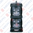 Double-deck stern light for ships above 50m., LED /Transparent/