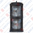 Double-deck stern light for ships above 50m. /Transparent/