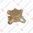 Brass junction box for marine applications