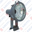 Steel spot light, without guard - 300W, 110/220V