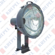 Steel spot light, without guard - 500W, 110/220V