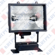 Aluminium flood light - 200W, 110/220V