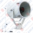 Stainless steel search light - 1000W, 220V