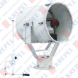 Stainless steel search light - 2000W, 220V