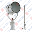 Steel signal search light - 1000W, 110V