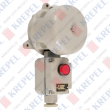 Marine electric bell with signal light, 24VDC
